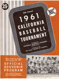 NBC State and Regional Tournaments in California