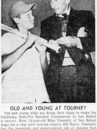 1960: 24th Annual NBC State and Regional Tournament